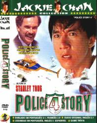 DVD POLICE STORY 4 - JACKIE CHAN