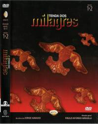 DVD TENDA DOS MILAGRES - 4 DVDs
