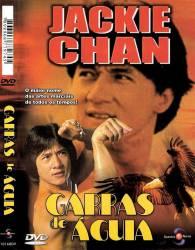 DVD GARRAS DE AGUIA - JACKIE CHAN