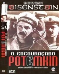 DVD O ENCOURAÇADO POTEMKIN - 1925