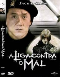 DVD A LIGA CONTRA O MAL - JACKIE CHAN