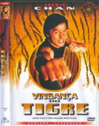 DVD VINGANÇA DO TIGRE - JACKIE CHAN