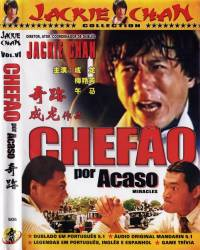 DVD CHEFAO POR ACASO - JACKIE CHAN