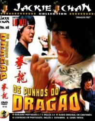 DVD OS PUNHOS DO DRAGAO - JACKIE CHAN