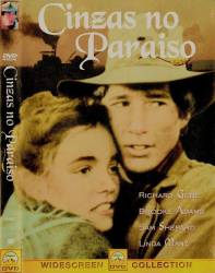 DVD CINZAS NO PARAISO - RICHARD GERE