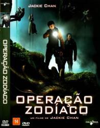 DVD OPERAÇAO ZODIACO - JACKIE CHAN