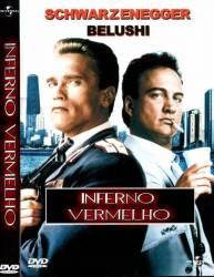DVD INFERNO VERMELHO - ARNOLD SCHWARZENEGGER