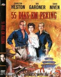 DVD 55 DIAS EM PEKING - CHARLTON HESTON - 1969