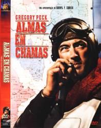 DVD ALMAS EM CHAMAS - GREGORY PECK - 1949