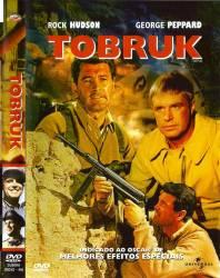 DVD TOBRUK - ROCK HUDSON - 1967