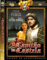DVD O CAPITAO DE CASTELA - TYRONE POWER - 1947