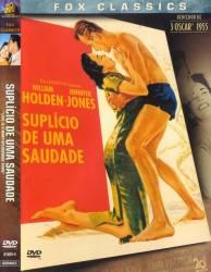 DVD SUPLICIO DE UMA SAUDADE - WILLIAM HOLDEN