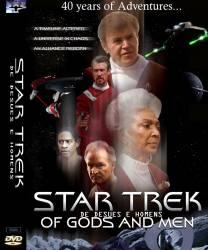 DVD STAR TREK - DE DEUSES E HOMENS