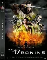 DVD OS 47 RONINS - Keanu Reeves
