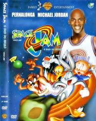 DVD SPACE JAM - O JOGO DO SECULO - MICHAEL JORDAN
