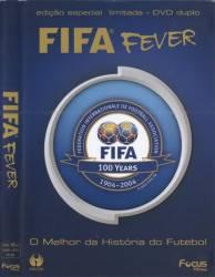 DVD FIFA 100 ANOS - 1904 – 2004 - DUPLO