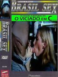 DVD NOVAS AVENTURAS DO VICIADO EM C - PORNOCHANCHADA