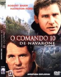 DVD O COMANDO 10 DE NAVARONE - HARRISON FORD - 1978