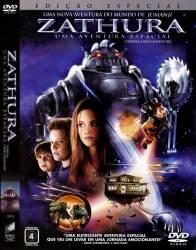 DVD ZATHURA - UMA AVENTURA ESPACIAL