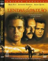 DVD LENDAS DA PAIXAO - BRAD PITT