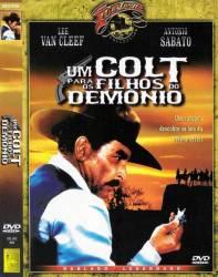 DVD UM COLT PARA OS FILHOS DO DEMONIO - LEE VAN CLEEF