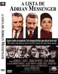 DVD A LISTA DE ADRIAN MESSENGER - KIRK DOUGLAS