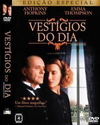 DVD VESTIGIOS DO DIA - Anthony Hopkins