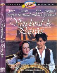 DVD VENDAVAL DE PAIXOES - JOHN WAYNE