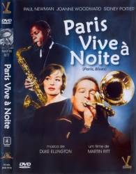 DVD PARIS VIVE A NOITE - PAUL NEWMAN