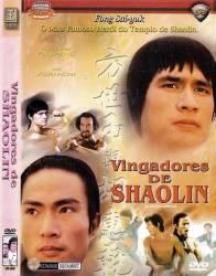 DVD VINGADORES DE SHAOLIN - Alexander Fu Sheng