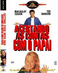 DVD ACERTANDO AS CONTAS COM O PAPAI