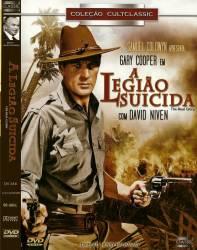 DVD A LEGIAO SUICIDA - GARY COOPER