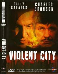 DVD CIDADE VIOLENTA - CHARLES BRONSON