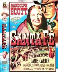 DVD SANTA FE - RANDOLPH SCOTT