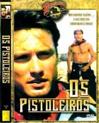 DVD OS PISTOLEIROS - Art Hindle