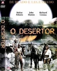 DVD O DESERTOR - Bekim Fehmiu