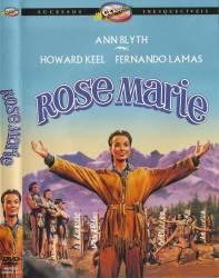 DVD ROSE MARIE - Ann Blyth