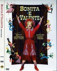 DVD BONITA E VALENTE - BETTY HUTTON