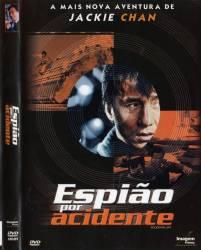 DVD ESPIAO POR ACIDENTE - JACKIE CHAN