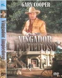 DVD VINGADOR IMPIEDOSO - GARY COOPER