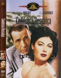 DVD A CONDESSA DESCALÇA - 1954