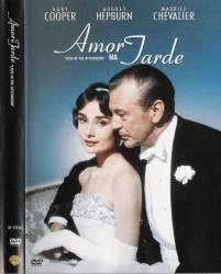 DVD AMOR NA TARDE - GARY COOPER