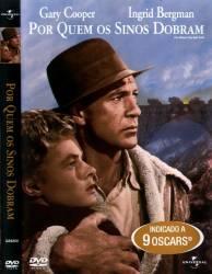 DVD POR QUEM OS SINOS DOBRAM - GARY COOPER