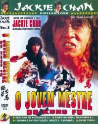 DVD O JOVEM MESTRE DO KUNG FU - JACKIE CHAN