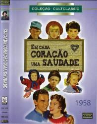 DVD EM CADA CORAÇAO UMA SAUDADE - 1958