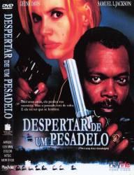 DVD DESPERTAR DE UM PESADELO - GEENA DAVIS