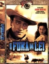 DVD O FORA DA LEI - JOHN WAYNE - 1947