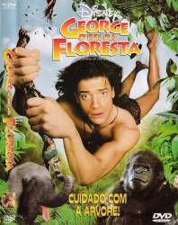 DVD GEORGE, O REI DA FLORESTA