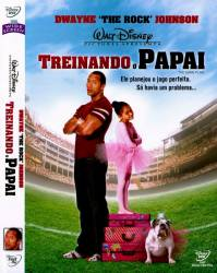 DVD TREINANDO O PAPAI - Dwayne Johnson