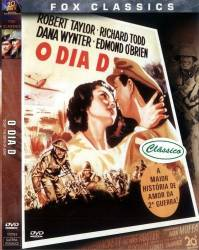 DVD O DIA D - ROBERT TAYLOR - GUERRA